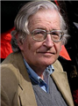 Warmest welcome to Professor Noam Chomsky